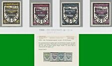 ITALY COLONIE EGEO OCCUP TEDESCA 1944 PRO SINISTRATI GUERRA S.39 Ae MNH** CERIF
