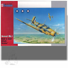 "Special Hobby 1/72 Northrop Nomad Mki ""Rcaf & Saaf Attack Bomber"" Kit Sh 72193"