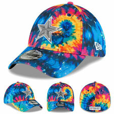 Dallas Cowboys 2020 Men's New Era NFL Crucial Catch Hat Cap 39THIRTY Flex