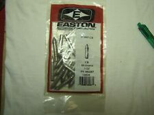 Easton glue in Target Points Carbon Black Arrow 80 grain -12pk Cb Point  New