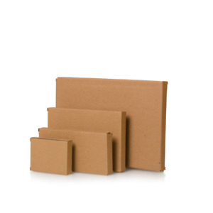 Postage Box Royal Mail PIP Large Letter Cardboard Eco Friendly - Pack of 100