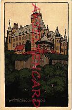 Zwischenkriegszeit (1918-39) Ansichtskarten aus Sachsen-Anhalt für Architektur/Bauwerk