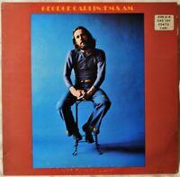 George Carlin FM & AM Comedy Vintage Original German Issue LP EX Vinyl NICE