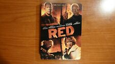 1816 DVD Red Flower Steelbook Region 2