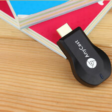 Black HDMI WIFI TV Dongle Stick 1080P DLNA Airplay Chromecast Receiver EZCast