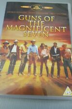 GUNS OF THE MAGNIFICENT SEVEN DVD RETRO WESTERN