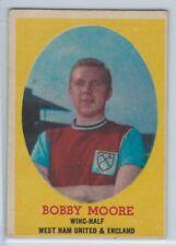 Bobby Moore Rookie Card A&BC Gum Bazooka 1962 #20 RC Rookie
