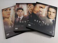 Heroes - Stagione 2 due Completa (4 Dvd 3 Custodie) 11 Episodi + Speciali