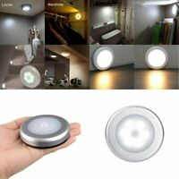 Wireless Remote Control Dimmable Night Lamp Car /Home Wardrobe Cabinet LED Light