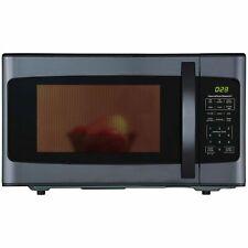 Hamilton Beach 1.1 Cu-Ft. 1000 Watt Microwave Oven Stainless Steel