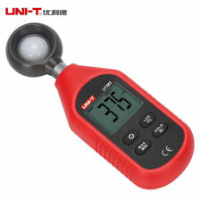 UNI-T UT383 Digital Luxmeter Light Meter Lux / FC Meters Luminometer Photometer2
