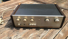 Vintage Trio Kenwood KA-2002A Solid State Stereo Integrated Audio Amplifier
