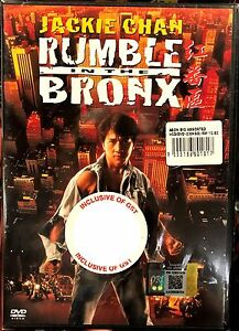 Rumble in the Bronx (1995 Film) ~ All Region ~ Brand New & Seal ~ Jackie Chan