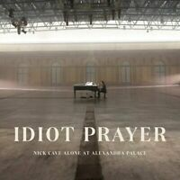 Nick Cave - Idiot Prayer, Nick Cave Alone - 2 x Vinyl LP & Download *New/Sealed*