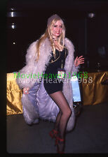 Phoebe Legere SEXY VINTAGE 35mm SLIDE TRANSPARENCY 8763 PHOTO