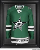 Stars Black Framed Logo Jersey Display Case - Fanatics Authentic