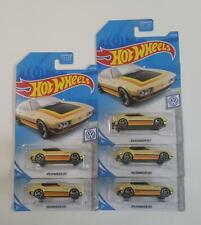 5 x  Hot Wheels Lot   •  Volkswagen SP2  •   VW  10/10   119/250