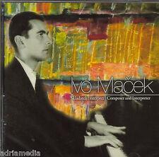 Ivo Macek 2 CD Album 2014 Skladatelj i interpret Composer Pianist Brahms Sonata