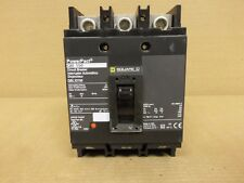 Square D Powerpact Qbl Qbl32150 150 Amp 3 Pole 240V Circuit Breaker Flaw