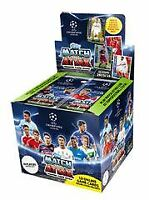 2016-17 Topps Match Attax UEFA Champions League Soccer Trading Card Game Box