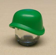 NEW Lego Army Helmet Green Minifigure Hat