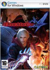 Devil May Cry 4 PC ✰✰✰NEU & OVP✰✰✰