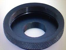 "c/cs lens adapter to m12x05 s-mount CCTV Converter 1/2""1/3""1/4"" Board Conversion"