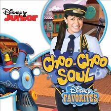 CHOO CHOO SOUL CD - DISNEY FAVORITES (2013) - NEW UNOPENED - KIDS