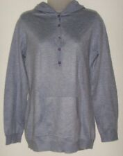 Women's Small blue pull over sweater hoodie (Fashion Bug)