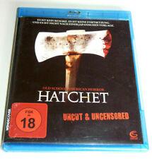 HATCHET (Blu-Ray) BR DEUTSCH 1 Uncut & Uncensored