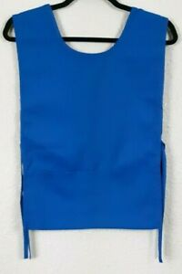 Augusta Sportswear Royal Blue Smock With Pockets, One Size, New, #GG412
