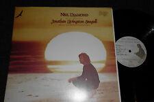 """NEIL DIAMOND  """"Jonathan Livingston Seagull """"  1973 UK LP  + BOOKLET  CBS 69047"""