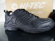 NEW  HI TEC RALLY BLACK Sneakers MEN'S US Size 8 EUR 41