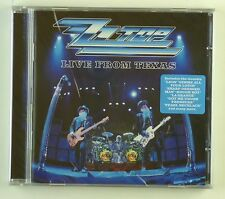 CD - ZZ Top - Live From Texas - #A1934 - Neu