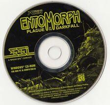 Pc dos: world of Aden entomorph plague of the Daggerfall-CD