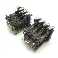 Lot of 2 Potter & Brumfield PM-17DY-24 Relay, 10A 30VDC, 25A 277VAC, 24VDC Coil