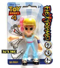 "Disney Pixar Toy Story 4 BO PEEP Flextreme Poseable 4"" Figure Mattel New"