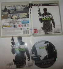Call Of Duty Modern Warfare 3 MW3 - Sony Playstation 3 PS3 PAL