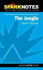 The Jungle by Upton Sinclair (2002, Paperback)  SparkNotes   Ships for 99 cents