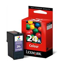 Una verdadera LEXMARK 24 un color 24 X3500 X4500 Z1420 X3550 X4530 Z1400 Envío rápido