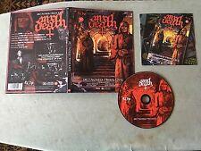 MR DEATH Detached From Life CD LTD A5 Digi '09 Pr MINT Entombed Tiamat Expulsion