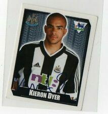 Merlin premier league football sticker 2003 Newcastle United Kieron Dyer No 426