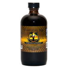 Sunny Isle Jamaican Black Castor Oil Extra Dark 8oz 100 Natural No Salt Added