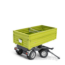 Bruder Fliegl Three Way Tipping Trailer 02203 Farm Dumper with Removable Top