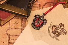 Harry Potter Gryffindor Crest Christmas Tree Ornament Decoration Gift
