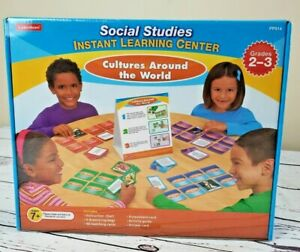 Lakeshore Social Studies Cultures Around The World Instant Learning Center PP914