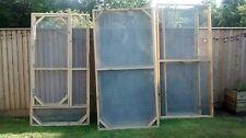 Bird Aviary Panels