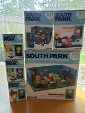 New ListingMcfarlane South Park Construction Set Lot 6 Sets New In Box