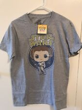 SALE! Star Wars Princess Leia t-shirt, Small (NEW) from Funko HQ Grand Opening