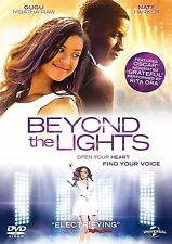 Beyond the Lights Gugu MbathaRaw, Nate Parker, Minnie Driver NEW UK R2 DVD